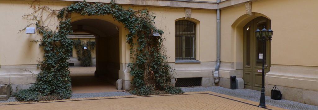 Abgeordnetenhaus von Berlin © S.H.