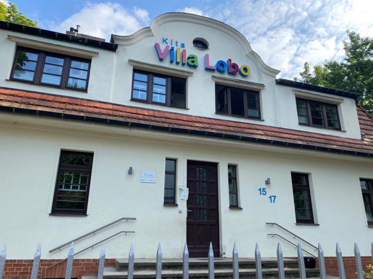 """Fachgespräch in der Kita """"Villa Lobo"""""""