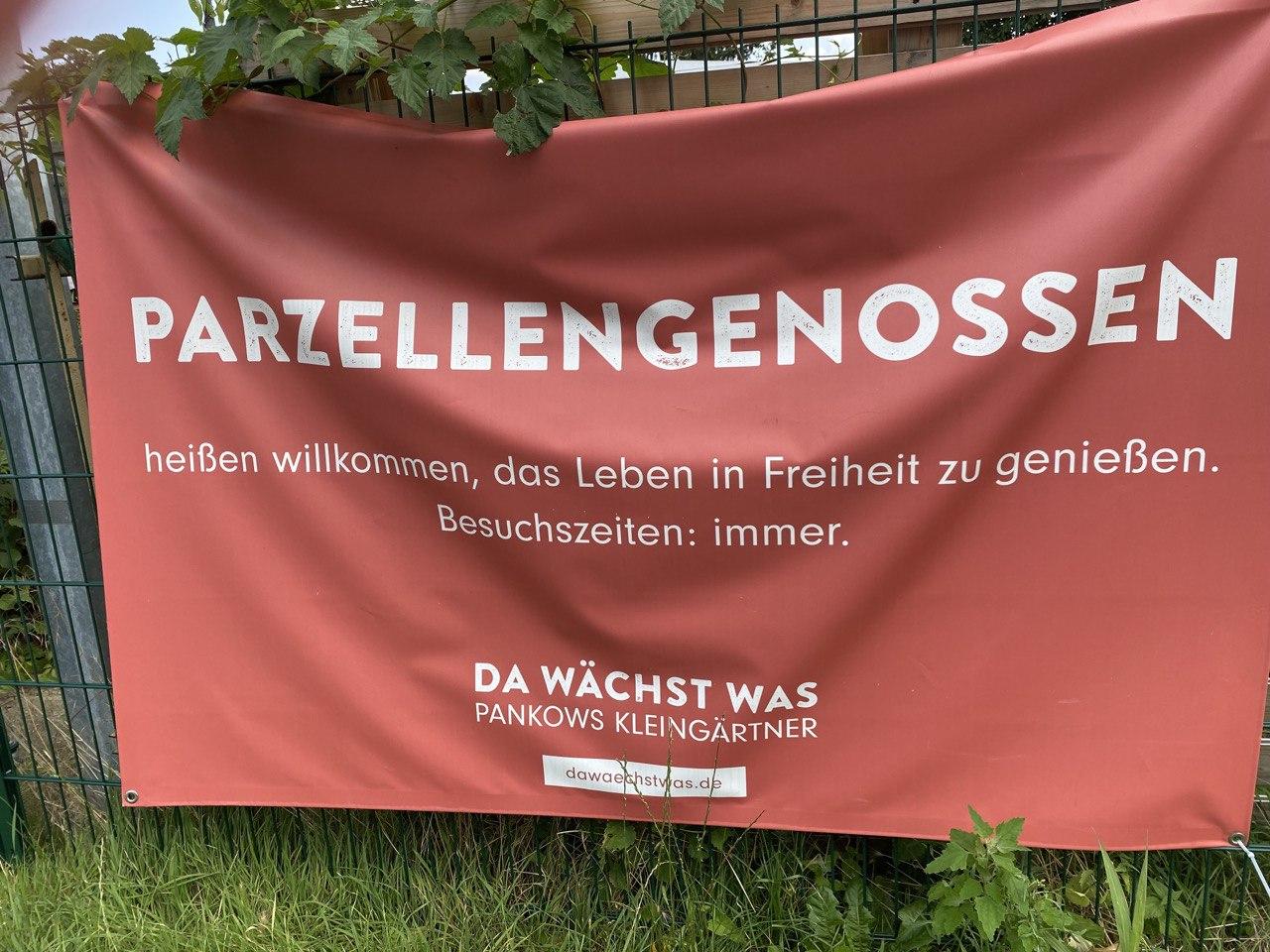 """KGA """"Freies Land"""" in Heinersdorf"""